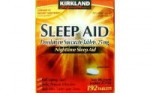 Kirkland Signature Sleep Aid review
