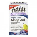 Adult Essentials Night Time Sleep Aid Gummies reviews
