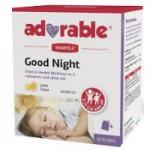 Wampole Adorable Good Night Herbal Calmative & Sleep Aid Tea review