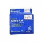 Walgreens Nighttime Sleep Aid Mini-Caplets reviews