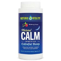Natural Calm Calmful Sleep reviews