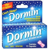Dormin Nighttime Sleep-Aid Capsule Review