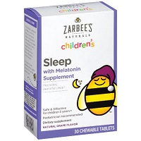 Zarbee's Naturals Children's Sleep with Melatonin review
