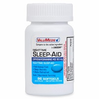 ValuMeds Nighttime Sleep Aid Review