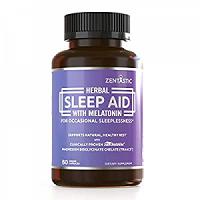 Zentastic Herbal Sleep Aid Review